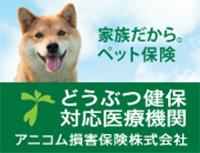 動物健保対応医療機関 アニコム損害保険株式会社